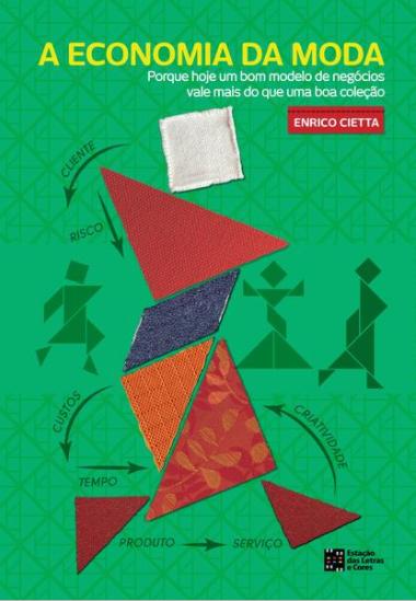 Livro A Economia da Moda Enrico Cietta