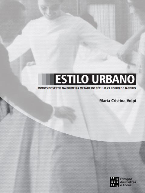 Capa Estilo Urbano_ Livro Maria Cristina Volpi